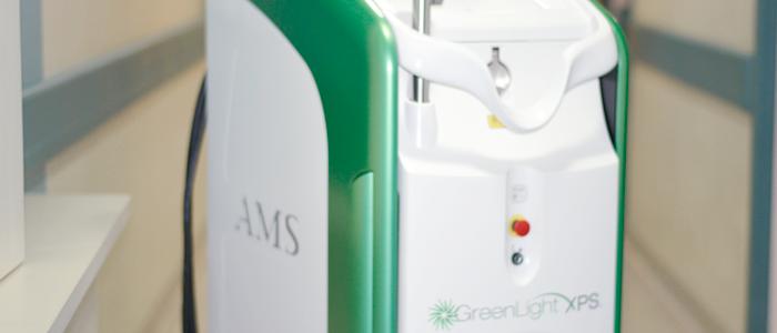green light laser prostata